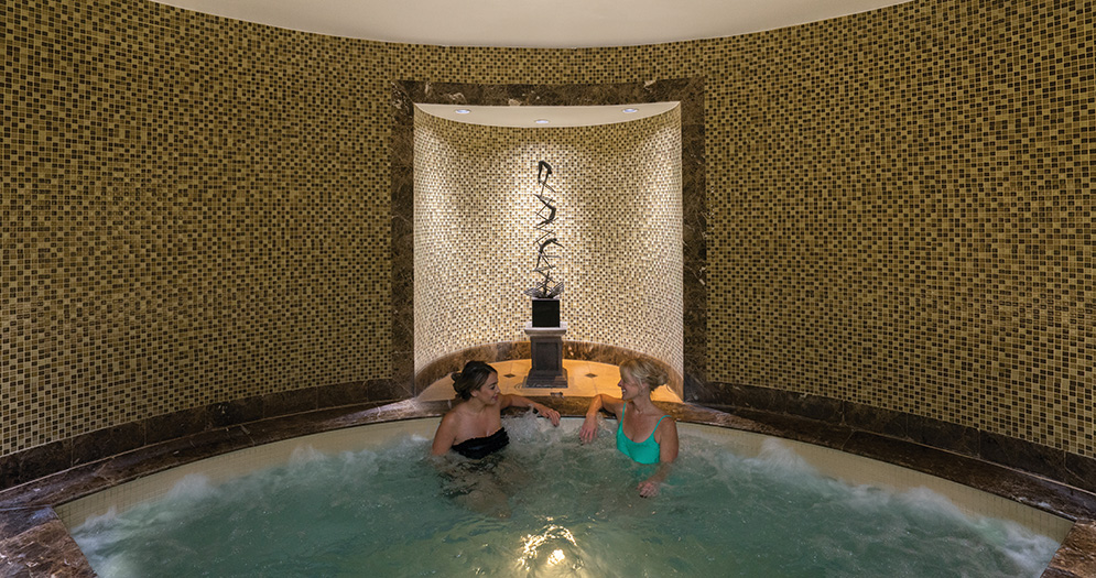 Las Vegas Day Spa Amp Salon Golden Nugget Las Vegas