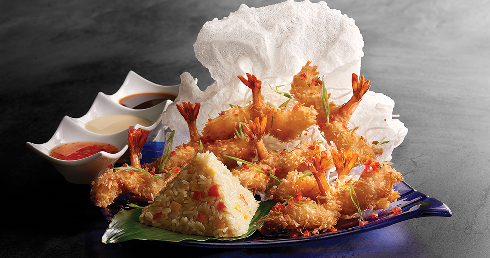 Chart House Coconut Shrimp