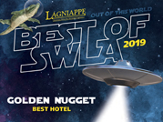 Lagniappe Best of SWLA 2019 Golden Nugget Best Hotel