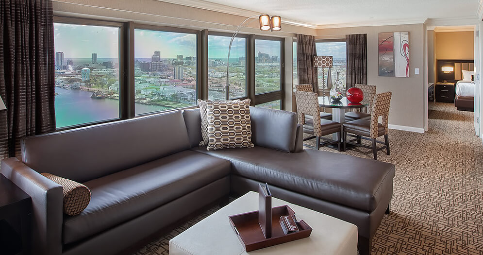 Marina Suite-Living Room