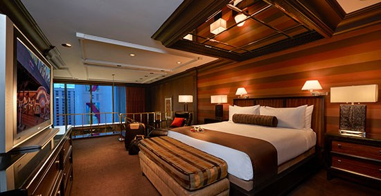 Golden Nugget Las Vegas Rooms