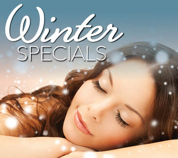 Winter Spa Specials