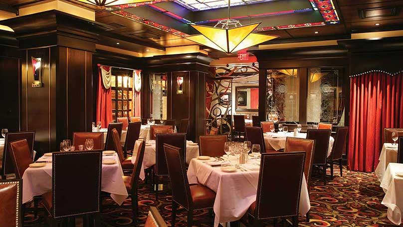 Vic Anthony S Steakhouse Best Restaurant In Las Vegas Golden Nugget