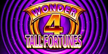 Wonder 4 Tower Tall Fortunes
