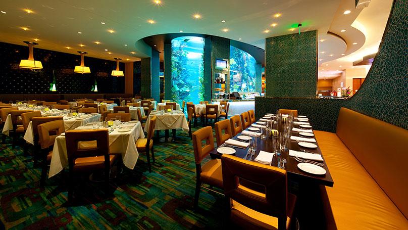 Las Vegas Seafood Restaurant - Chart House   Golden Nugget Las Vegas