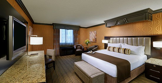 Parlor Suite - Golden Nugget Las Vegas