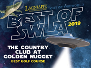 Lagniappe Best of SWLA 2019 The Country Club at Golden Nugget Best Golf Course