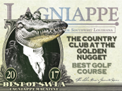 Lagniappe The Country Club at Golden Nugget Lake Charles Best Golf Course