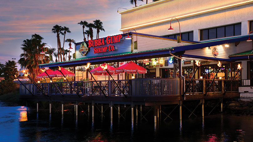 Bubba Gump Shrimp Co Golden Nugget Laughlin