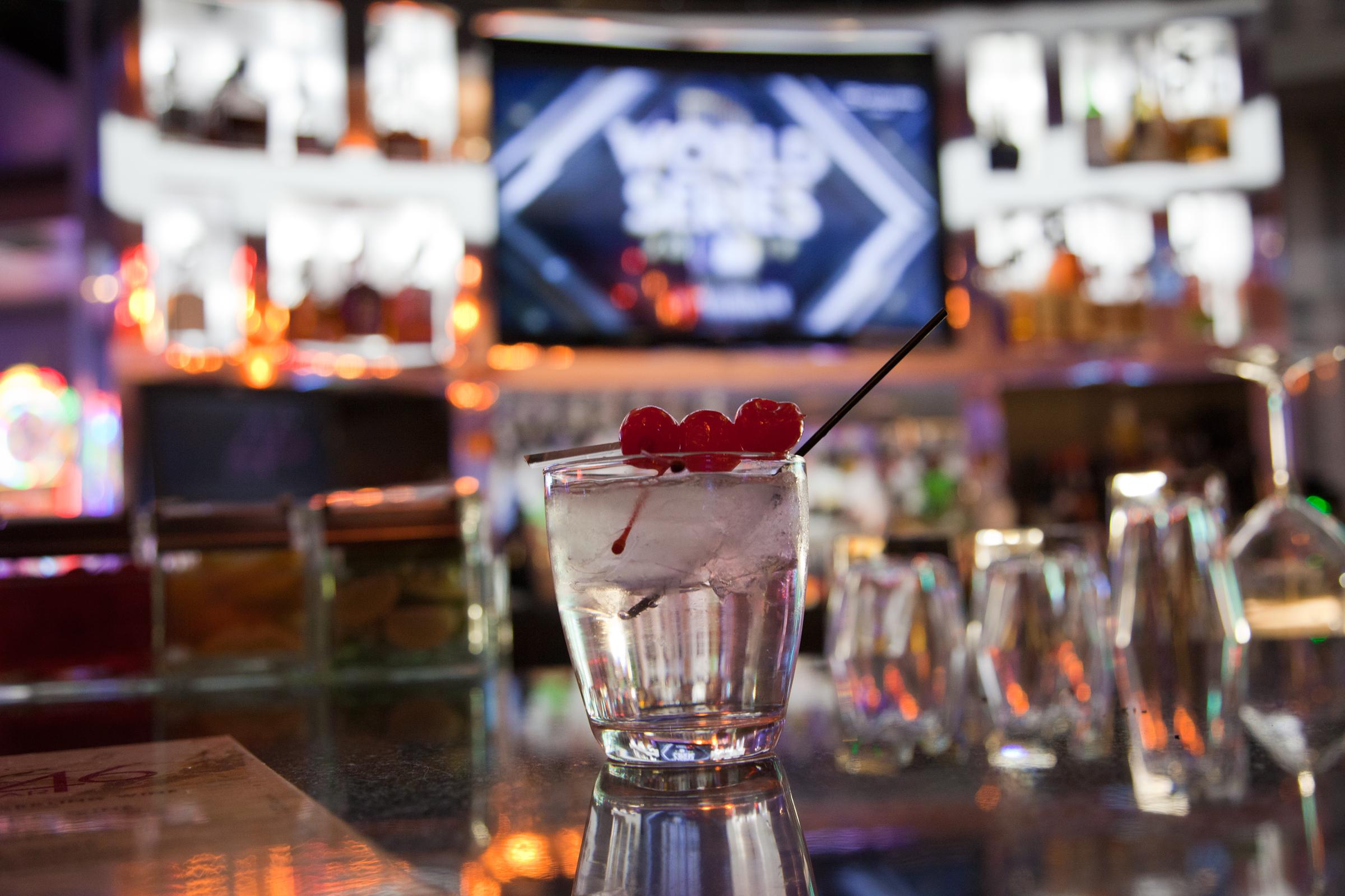 Bar 46 Golden Nugget Las Vegas
