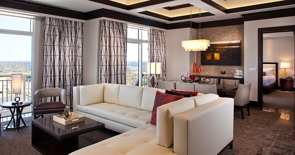 Casino Coffee Table