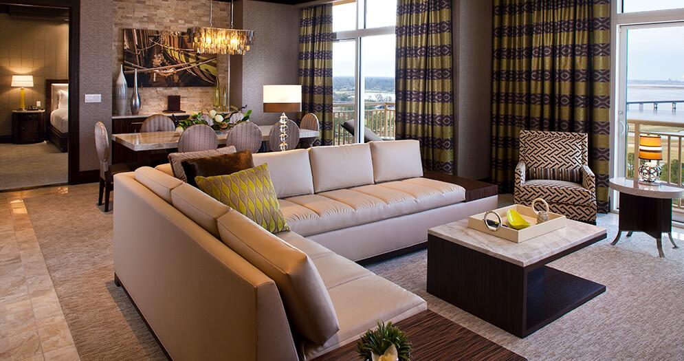 Golden Nugget Hotel Presidential Suite Golden Nugget Lake Charles