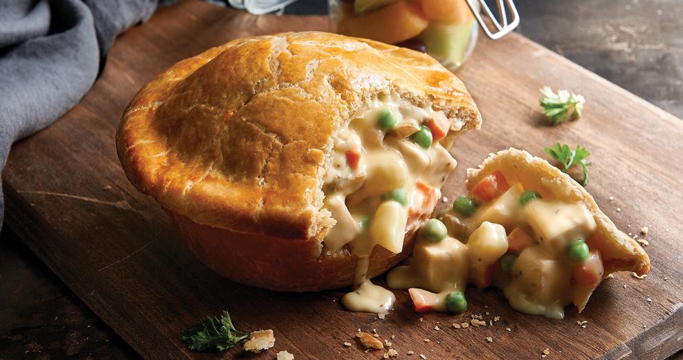 Claim Jumper Pot Pie
