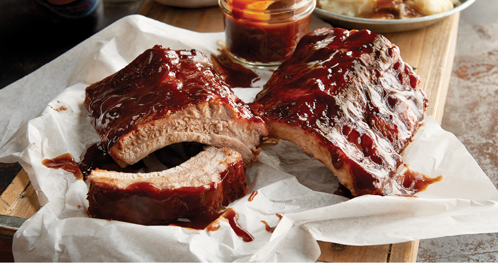 Claim Jumper Ribs