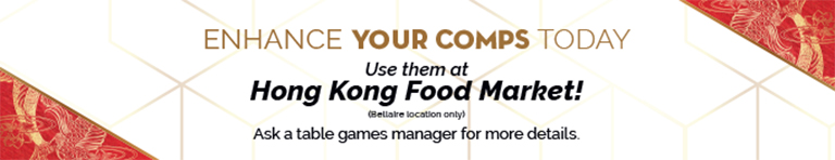 Hong Kong Food Market Comps