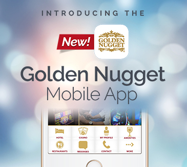 Golden Nugget Mobile App