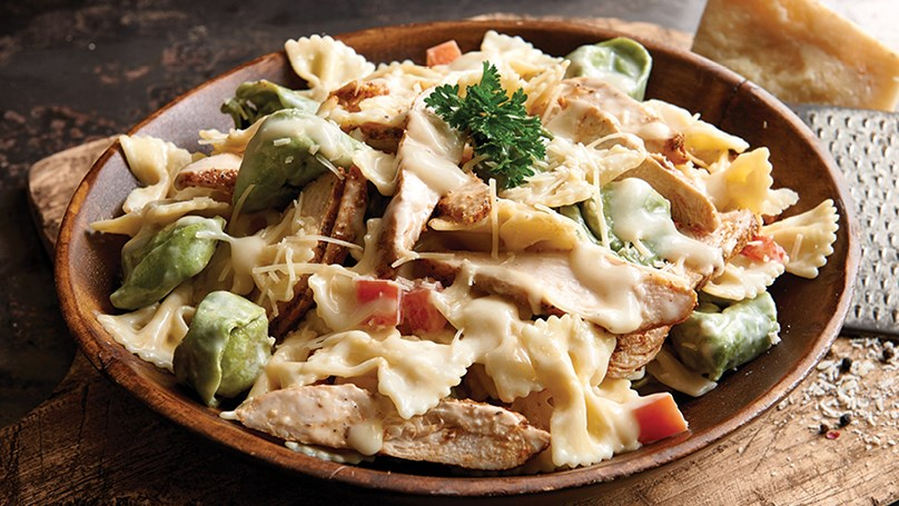 Claim Jumper Chicken Pasta