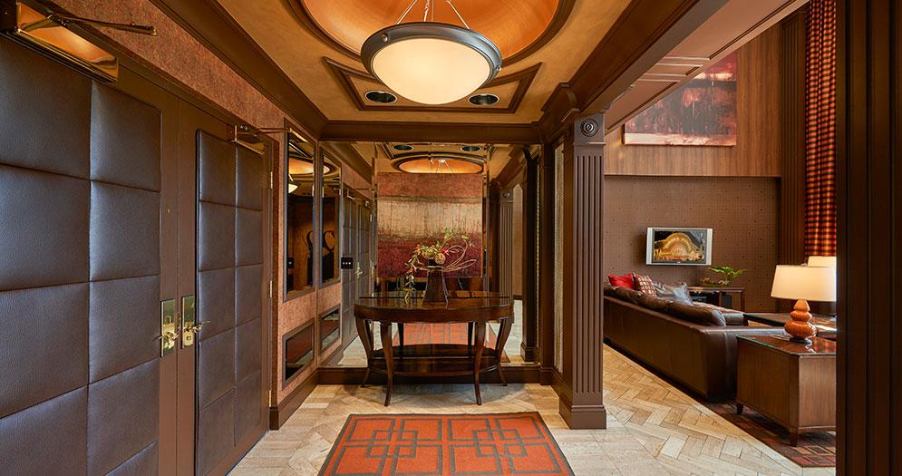 One Bedroom Spa Suite Golden Nugget Las Vegas