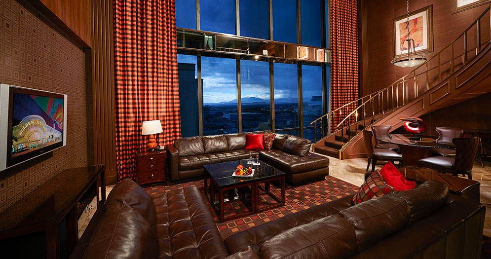 Golden Nugget Luxury Suite