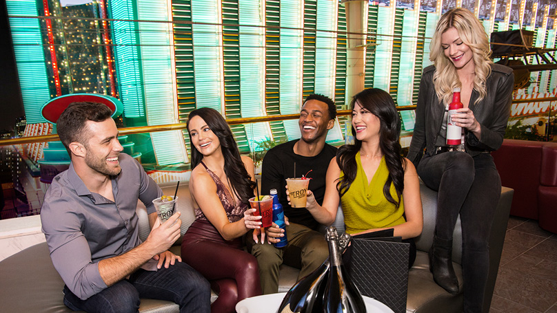 Troy Liquor Bar Golden Nugget Las Vegas  Golden Nugget Las Vegas