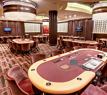 Atlantic Club Casino Poker Room