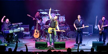 The B Street Band | Bruce Springsteen Tribute Band