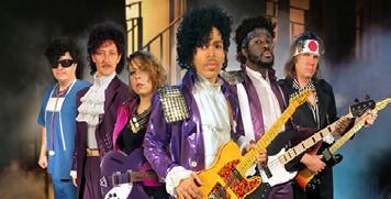 The Prince Project - Prince Tribute Band