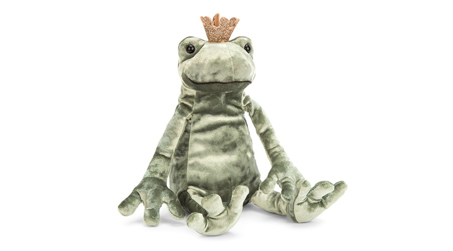 Jelly Cat Frog Prince Plushie