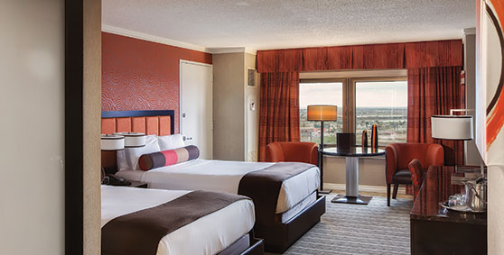 Luxurious Comfortable Atlantic City Hotel Rooms Golden Nugget