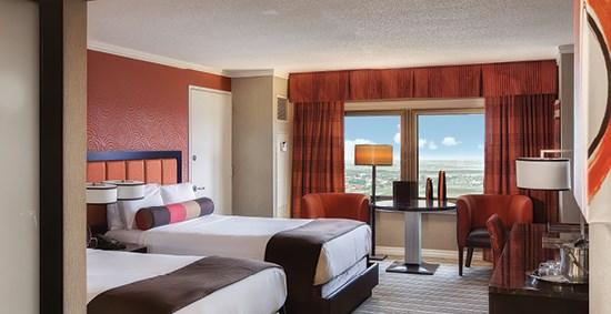 Luxury Double Bed Bay View RoomBook Hotel Rooms   Golden Nugget Atlantic City. 2 Bedroom Suite Golden Nugget Atlantic City. Home Design Ideas