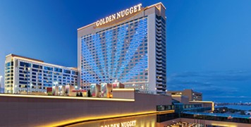 Golden Nugget Atlantic City - Exterior