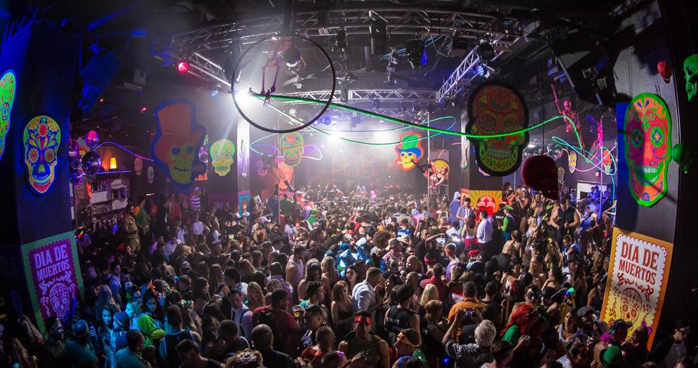 Haven Nightclub Golden Nugget Atlantic City