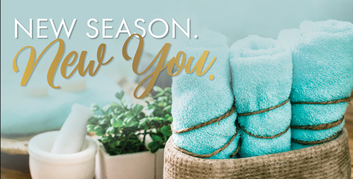 Spa New Season New You