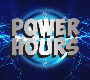 Power Hours - 5X Points