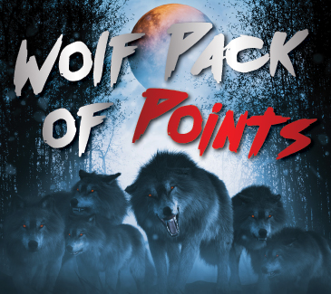 Wolf Pack of Points October 2020