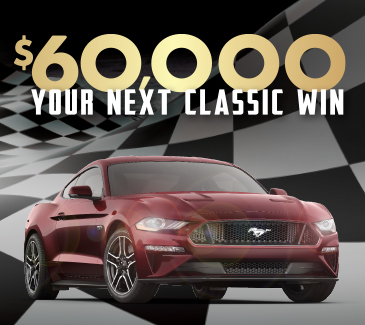 60K Your Next Classic Win