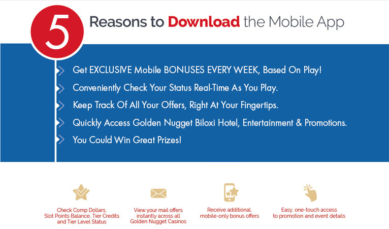 5 Reasons to Download the Mobile App