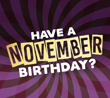 Nov birthday