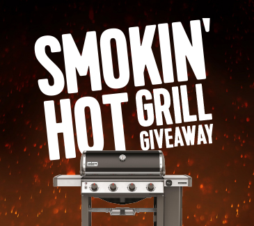 Smokin' Hot Grill Giveaway