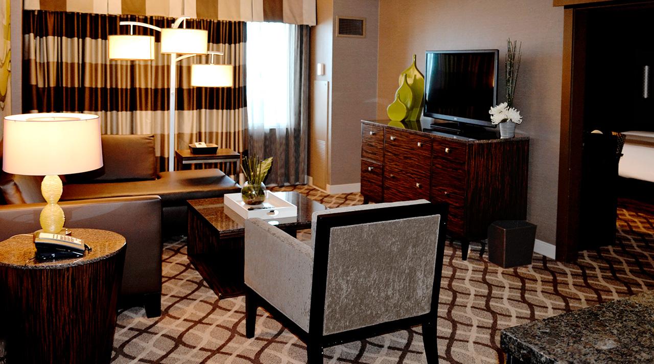 Book A Spa Hotel Suite Golden Nugget Biloxi