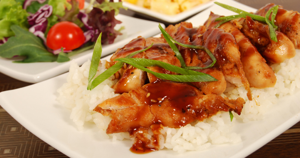 Lillie's Chicken Teriyaki