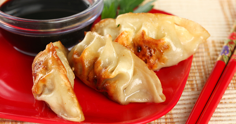 Lillie's Pot Stickers