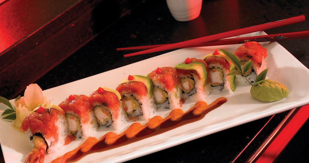 Lillie's Red Tiger Roll