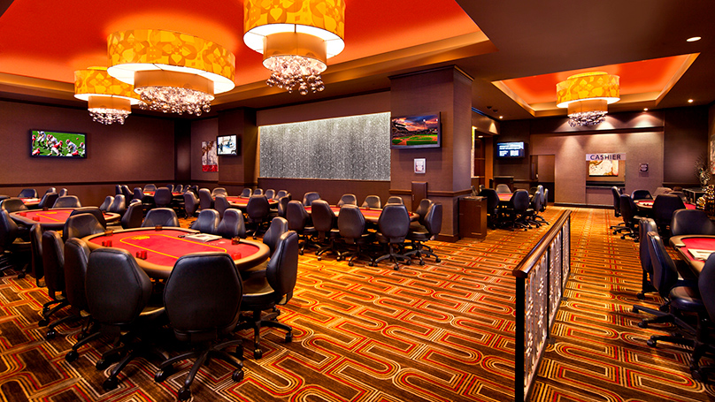 Casino Poker Room