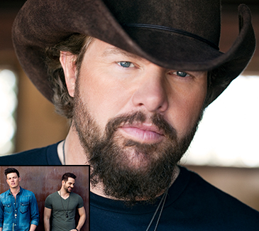 Toby Keith and Waterloo Revival