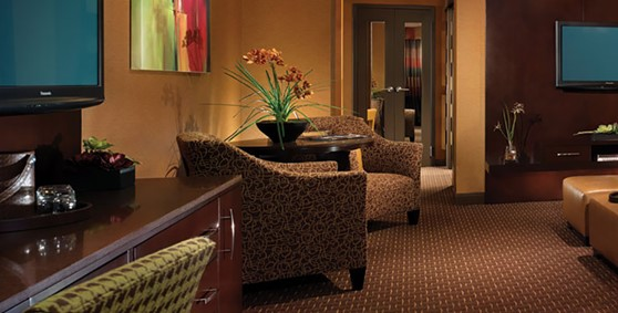 Rush Tower Corner Suite - Golden Nugget Las Vegas