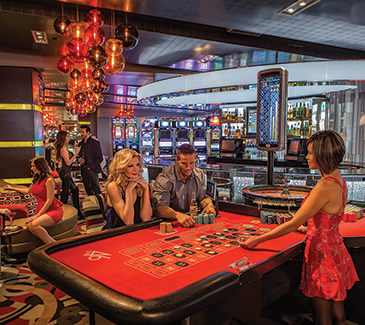 Table Games | Golden Nugget Las Vegas