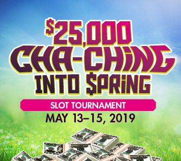 Slot tournaments las vegas 2019