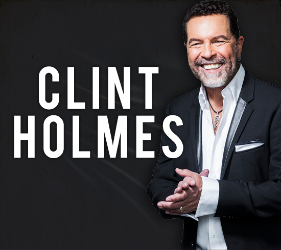 Clint Holmes Appearing at the Golden Nugget Las Vegas