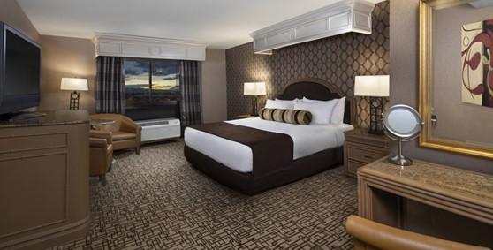 Las Vegas Hotel Rooms Golden Nugget Las Vegas